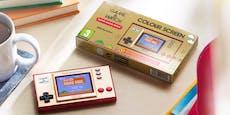 """Nintendo bringt jetzt neue """"Game & Watch""""-Konsole"""