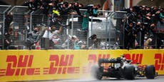 Rekord-Triumph von Lewis Hamilton: Die besten Szenen