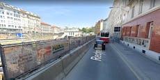 Stau ab Montag in Wien bei der U4-Station Pilgramgasse