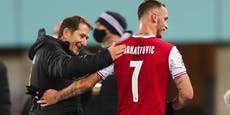 """Arnautovic versichert: """"Es gab keinen Streit"""""""