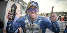 Titel fix! Ein Sieg reicht Joan Mir zur MotoGP-WM
