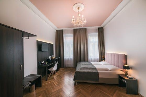 Homeoffice im Hotel Donauwalzer