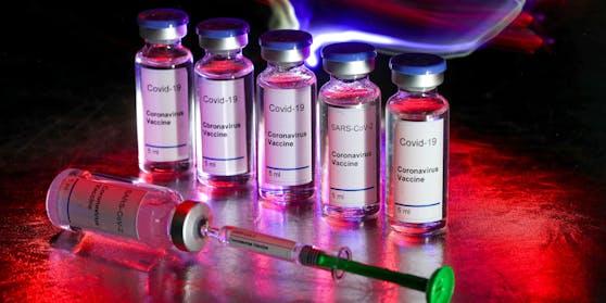 Biontech/Pfizer-Impfstoff könnte bereits ab 1. Dezember verabreicht werden