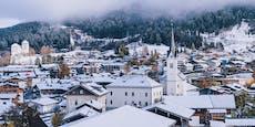 Kaltfronten treffen Österreich und bringen Schnee mit