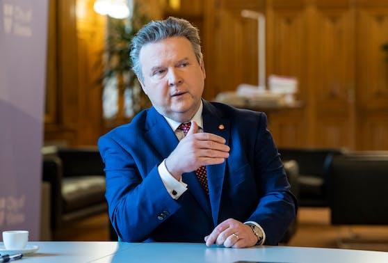 Wiens Bürgermeister Michael Ludwig sieht in Rot-Pink ein Vorbild für andere politische Ebenen.