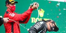 Hamilton? Für Vettel bleibt Schumacher der Größte