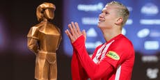 Meister Salzburg räumt bei der Bruno-Gala ab