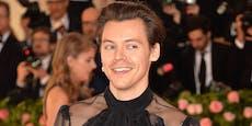 Harry Styles schreibt mit Vogue-Fotos Geschichte