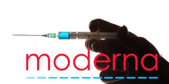 Der Moderna-Impfstoff soll sogar zu über 94 Prozent wirksam sein.