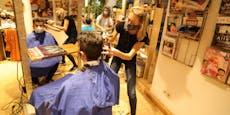 Friseur, Lokal – hier ist Ansteckungsgefahr am höchsten