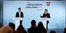 Ludwig verkündet neue Regierung mit Neos für Wien