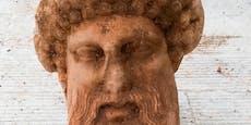 Hier entdeckten Bauarbeiter die jahrtausendealte Statue
