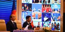China schafft größte Freihandelszone der Welt