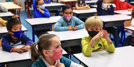 Maskenpflicht in Schulen - könnte sie wieder kommen?