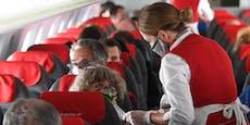 Bei AUA-Flügen gibt es künftig keine  Gratissnacks mehr