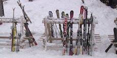 Ski-Dieb verkleidete sich als Wintersportler