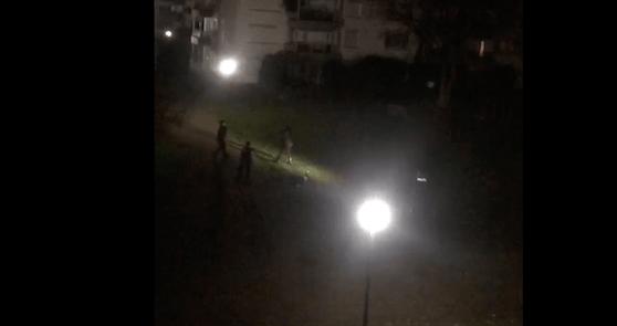 Ein Mann ist am Montagabend in Suhr in einem Wohnquartier von der Polizei erschossen worden.