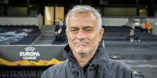 Star-Trainer Mourinho witzelt über die Nations League