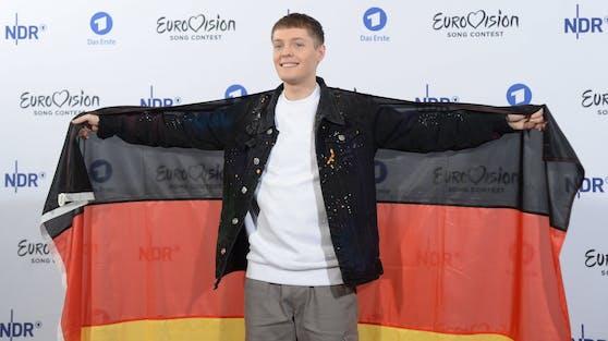 Ben Dolic wird 2021 beim Eurovision Song Contest in Rotterdam nicht für Deutschland antreten.