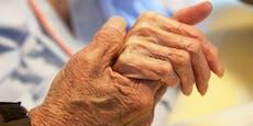 Paar stirbt nach 63 Jahren Ehe am selben Tag an Corona