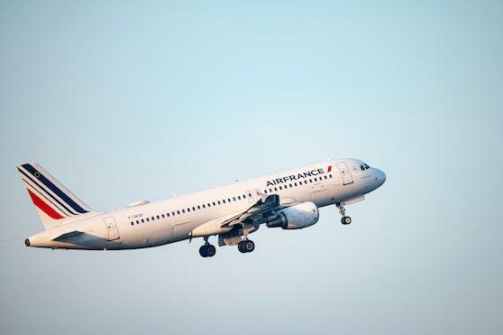 Die Air France-Maschine hob mit nachhaltigem Treibstoff ab. Symbolbild.