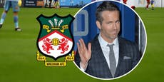 Hollywood-Star Reynolds kauft Fußball-Klub