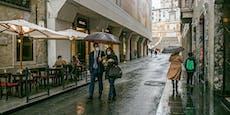Café in Rom verbietet Gespräche über Coronavirus