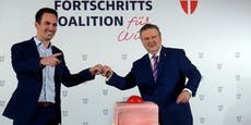 Jetzt ist die rot-pinke Wien-Koalition wirklich fix