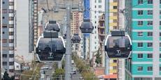 Die konkreten Pläne für die Seilbahn in Wien