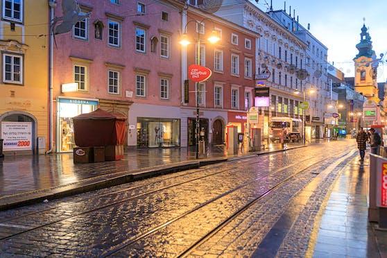 In Linz sind die Mieten im Vergleich am günstigsten von allen Landeshauptstädten.