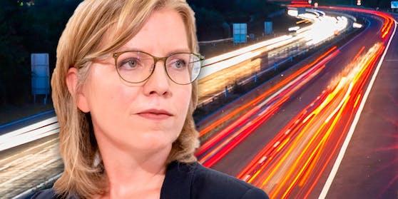 Leonore Gewessler Verkehrsministerin.