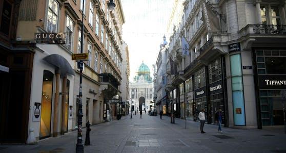 Noch bis einschließlich 7. Februar herrscht Lockdown in Österreich.