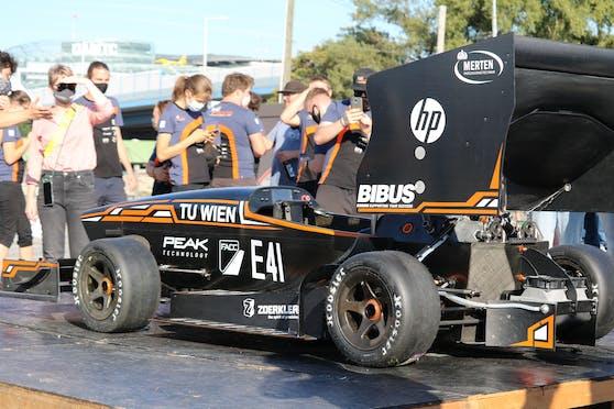 Der EDGE 12 soll im kommenden Jahr bei der weltweiten Formula Student ins Rennen geschickt werden.