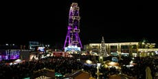 Christkindlmarkt am Riesenradplatz abgesagt