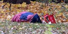 Elfjährige schlief zwei Nächte im eisigen Freien