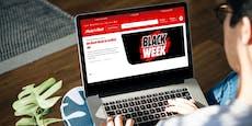 """Media Markt plant die """"Black Friday""""-Schlacht"""