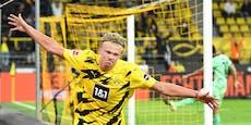 Dortmund nimmt zwei Jahre Haft für Haaland in Kauf