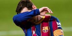 TV-Experte vergleicht Messi mit einem Krebstumor