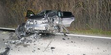 Unfälle im Bezirk Baden: Radler crashte mit 3 Promille