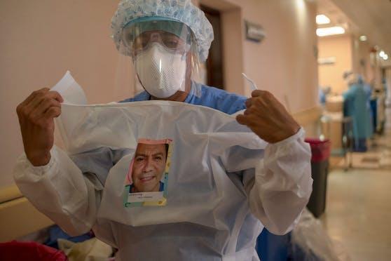 Mit der Foto-Aktion sollen die Patienten wieder mehr Vertrauen in die Ärzte fassen.