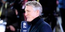 """""""Entsetzlich!"""" Schweinsteiger rechnet mit DFB-Elf ab"""