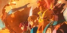 """""""Hyrule Warriors: Zeit der Verheerung"""" im Test"""