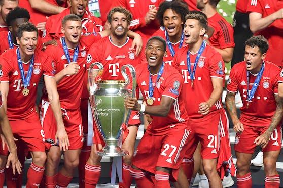 David Alaba und Co. absolvieren die Klub-WM im Februar.