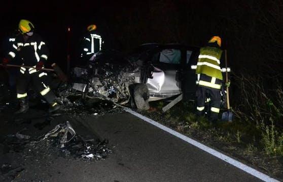 Unfall in Oeynhausen