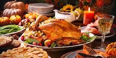 Den USA droht wegen Thanksgiving ein Coronavirus-Fiasko