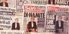 Vor 25 Jahren erschüttert Diana die Monarchie