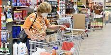 Wien richtet Corona-Appell an Supermärkte
