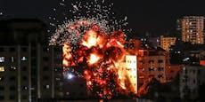 Drei Tote bei israelischen Luftangriffen in Syrien