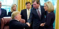 Donald Trump feuert kritischen Behördenchef