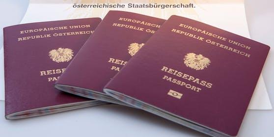 Bei EU-Bürgern beliebt: Der österreichische Pass.